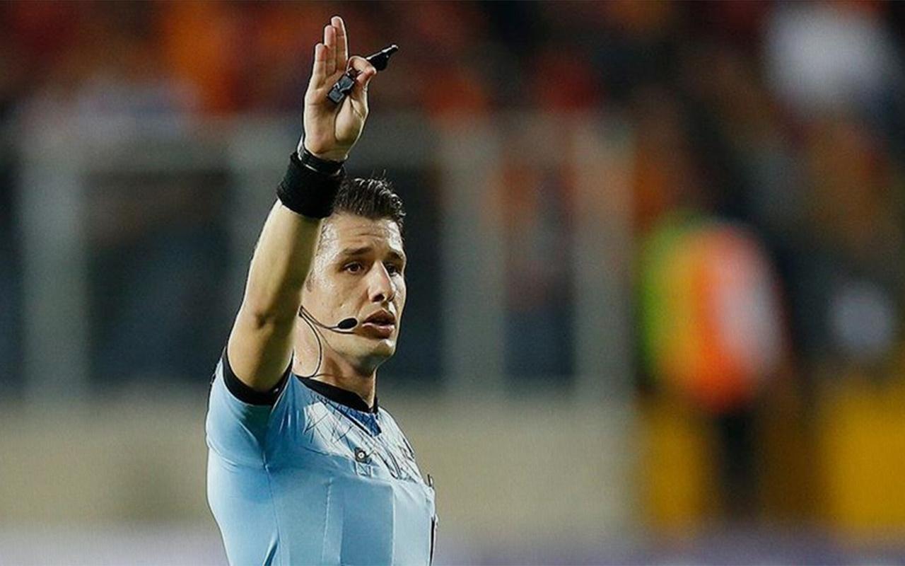 UEFA'dan Halil Umut Meler'e Avrupa Ligi görevi