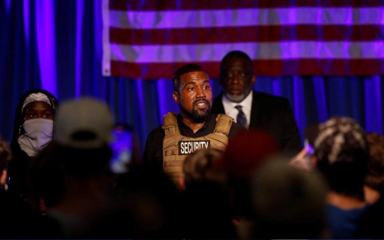 ABD tarihi başkanlık seçimlerinde Kanye West durumu