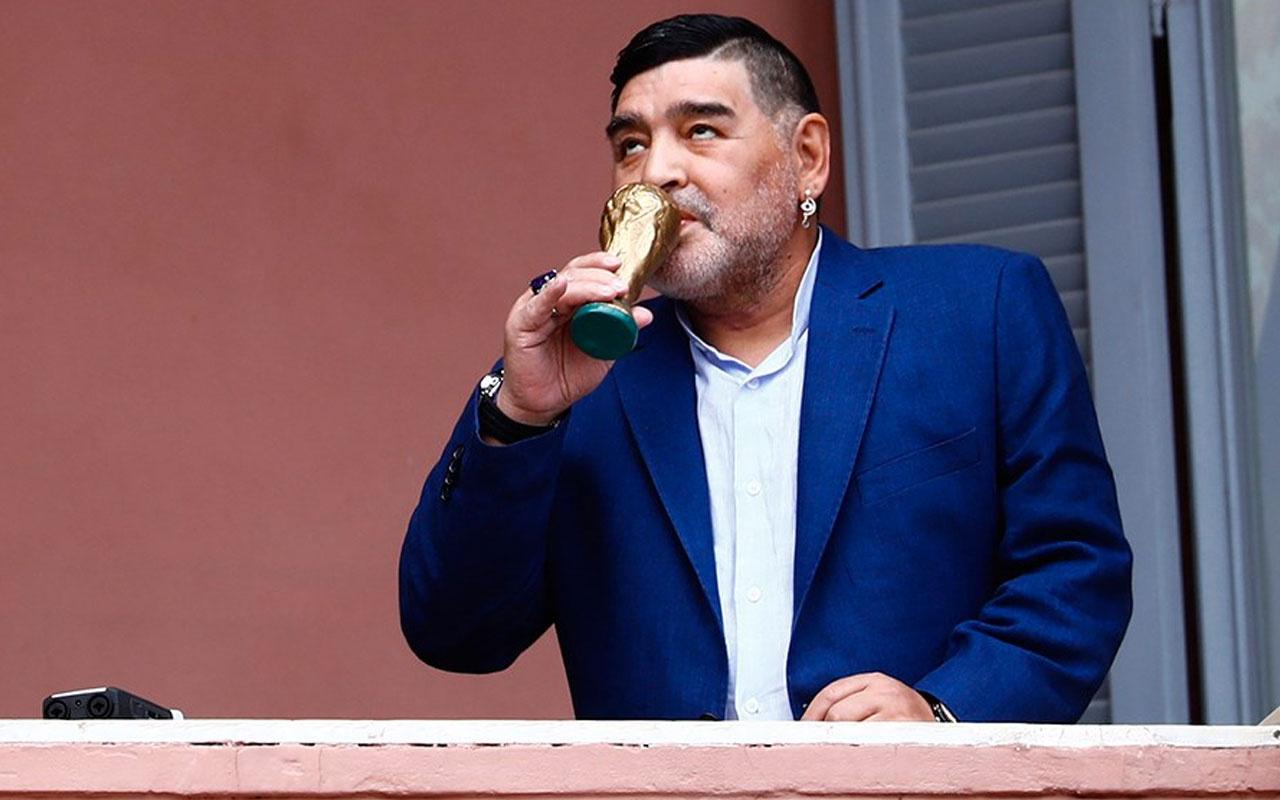 Maradona ameliyat edildi! Doktorundan ilk açıklama