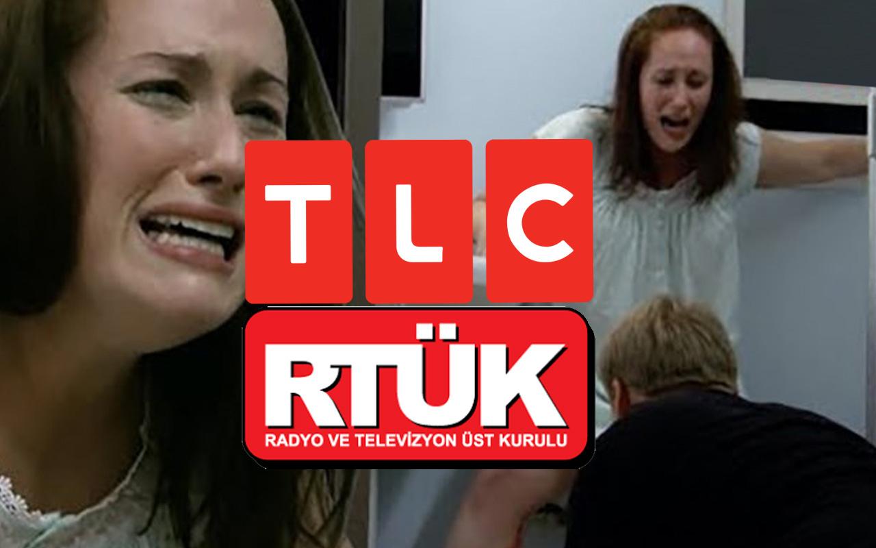 RTÜK affetmedi! TLC'ye eşcinsel birliktelik cezası