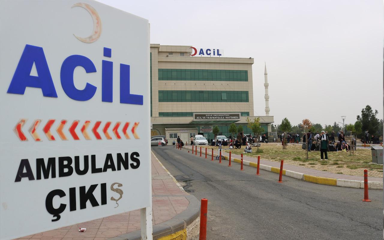 Diyarbakır'da yüzlerce sağlıkçı korona oldu!  12'si hayatını kaybetti