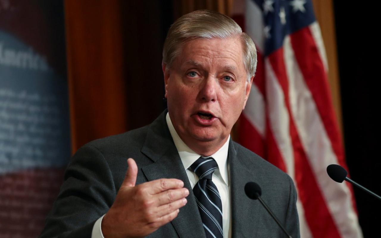 Türkiye'ye yaptırım sevdalısı Lindsey Graham, yine senatör seçildi