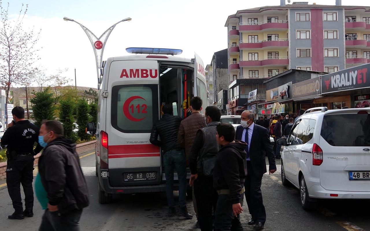 Van'da kasap kardeşlere kanlı saldırı: Yol ortasında öldürüldüler