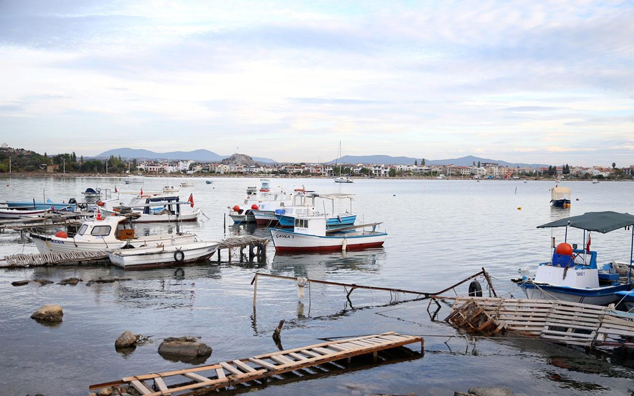 Depreme denizde yakalanan balıkçılar yaşadıklarını anlattı: Denizin içi resmen kaynıyordu
