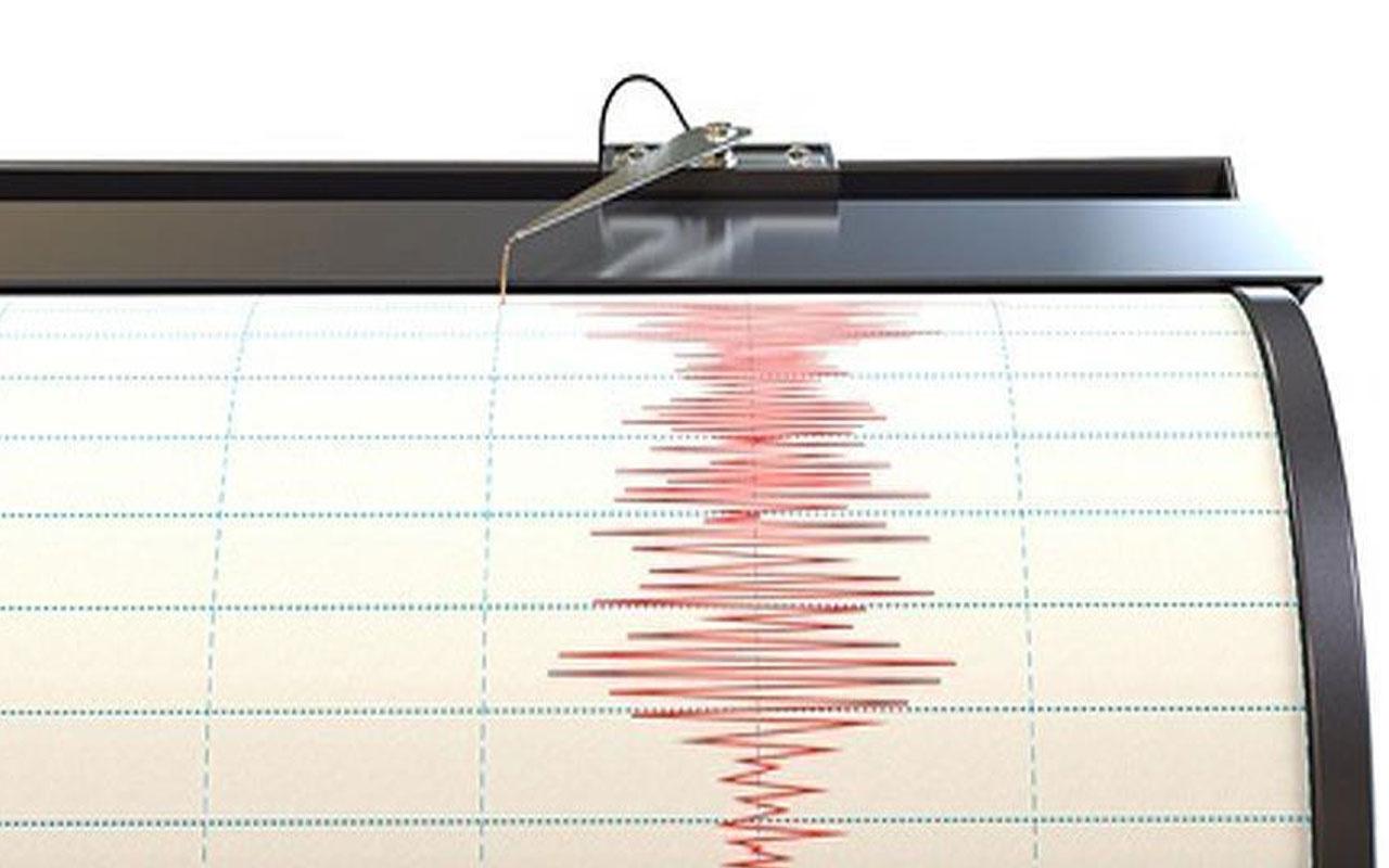 Endonezya'da 6,4 büyüklüğünde deprem! Depremde can kaybı yaşanmadı