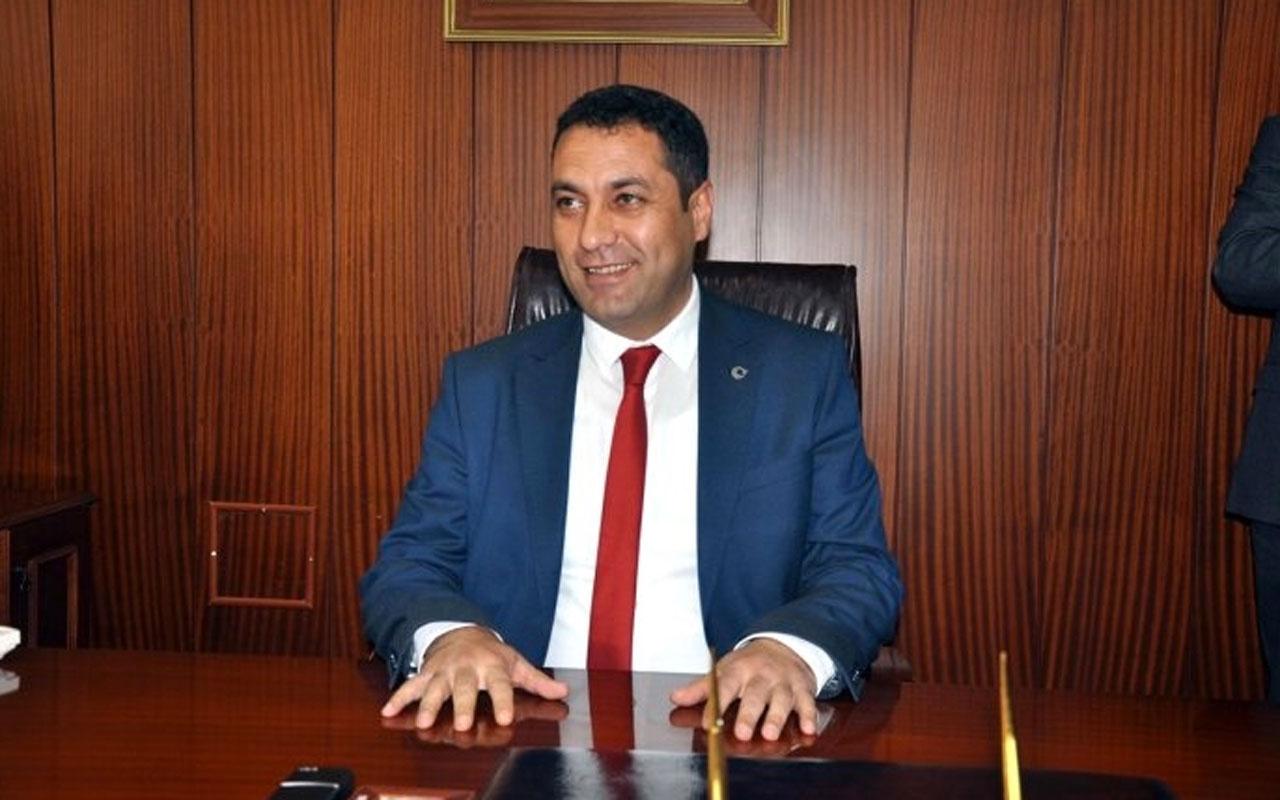 Sorgun Belediye Başkanı Mustafa Erkut Ekinci'nin Kovid-19 testi pozitif çıktı