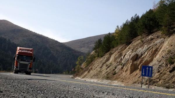 Gümüşhane Trabzon'da yapıldı Avrupa'nın en uzunu olacak! Yüzde 76'sı tamamlandı