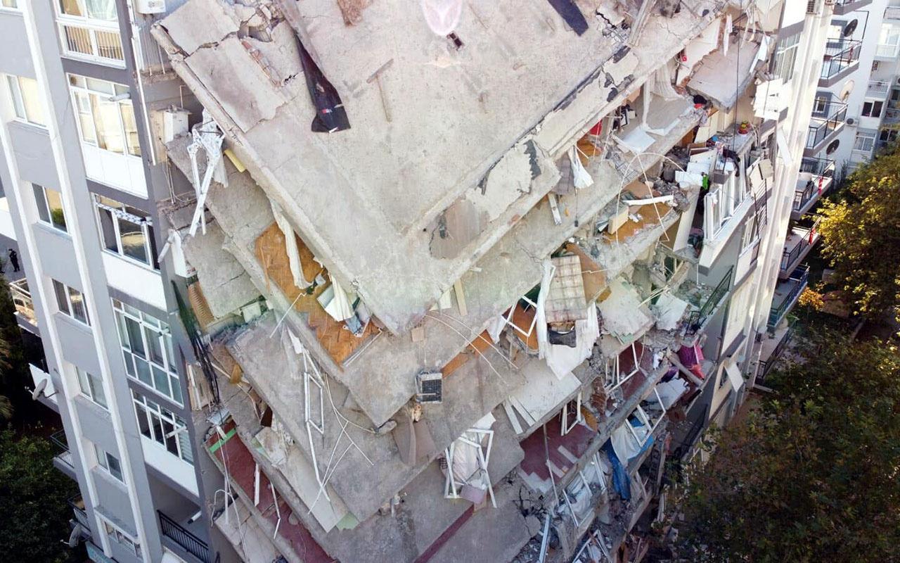 İzmir'de deprem hırsızları! Yıkılan ya da hasar gören binaları yağmalıyorlar