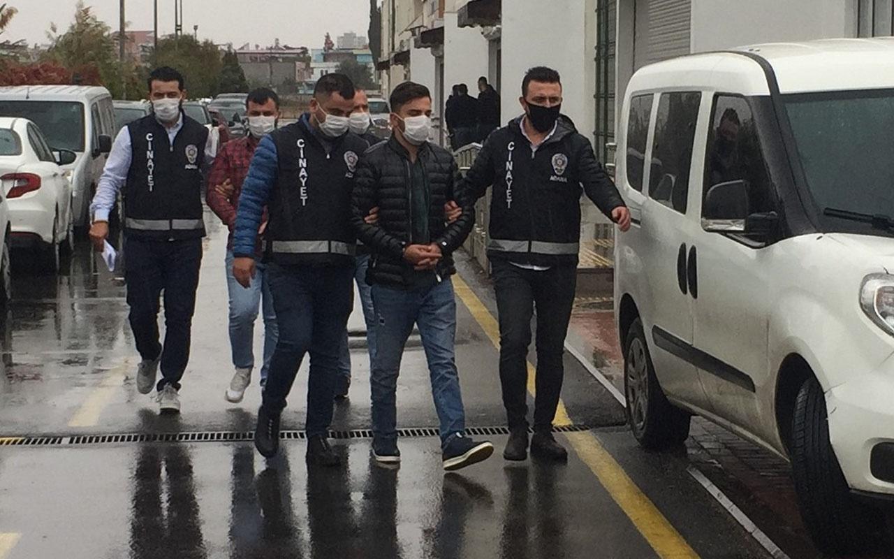 Adana'da kendisine 'bu nasıl kıyafet' diyen kişiyi silahla vuran zanlı tutuklandı