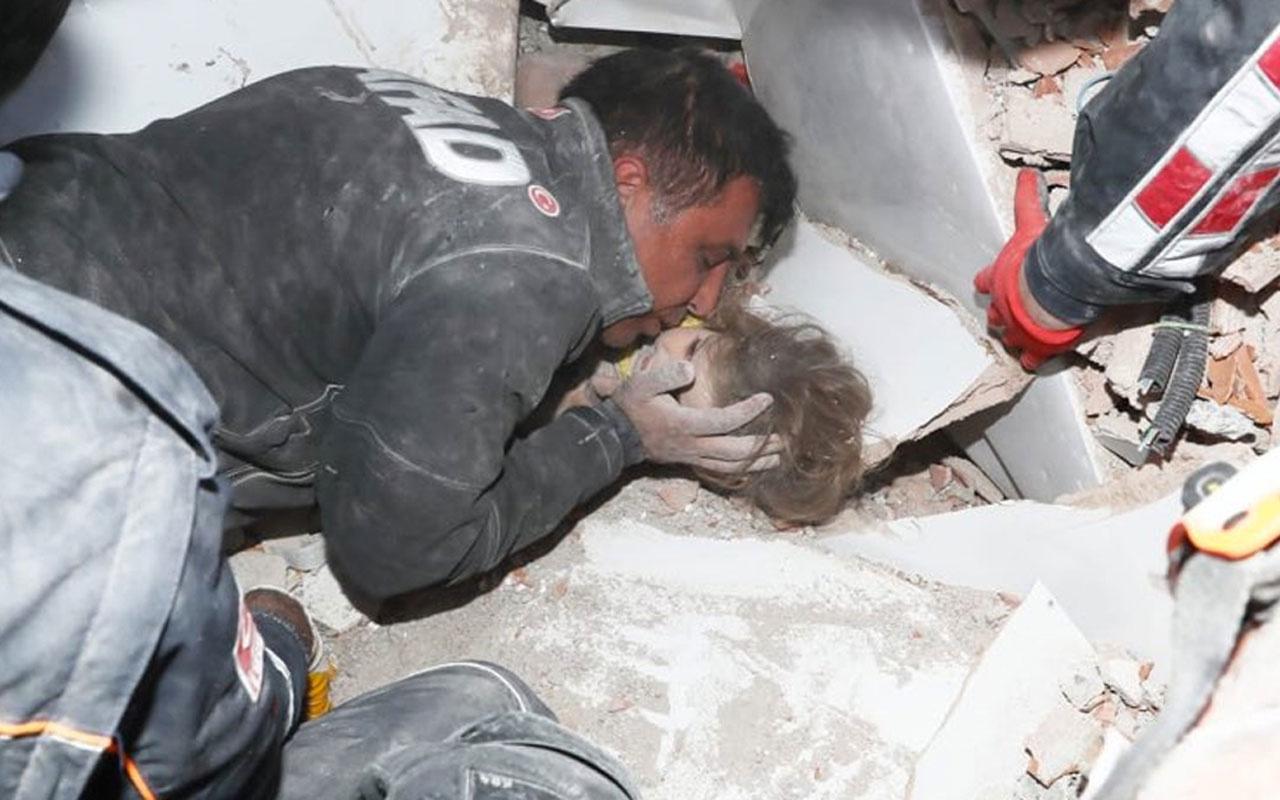 Sevilay Yılman'dan Ayda enkazdan çıkarılırken tekbir getirenlere destek