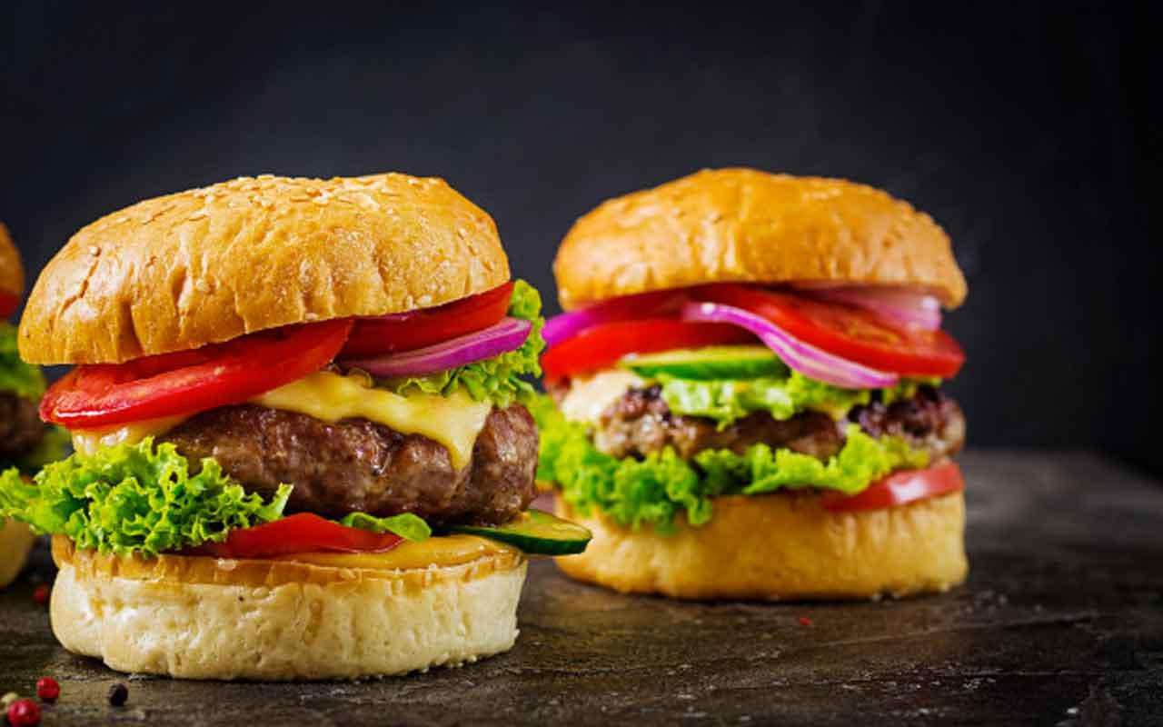 Ev yapımı hamburger nasıl yapılır?