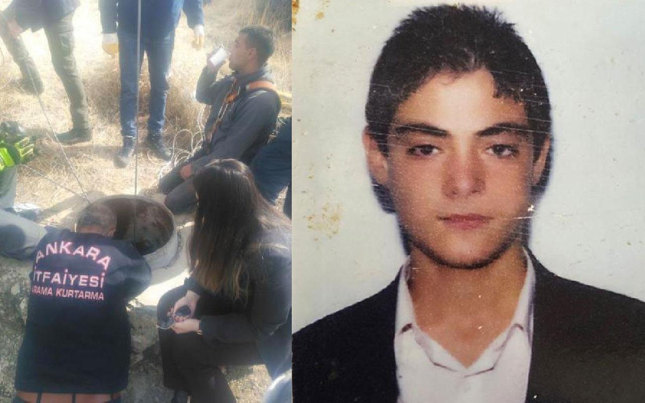 Ankara'da 14 yıl önce kaybolan çocuğun öldürüldüğü iddiası
