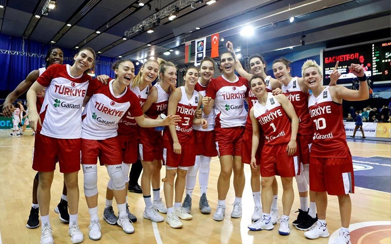A Milli Kadın Basketbol Takımı'na koronavirüs darbesi