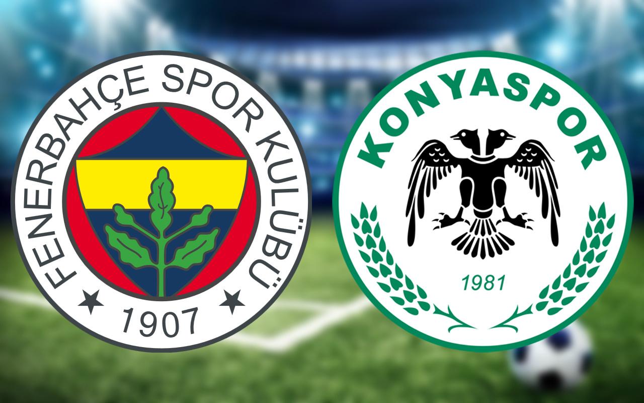 Fenerbahçe Konyaspor maçının hakemi değişti