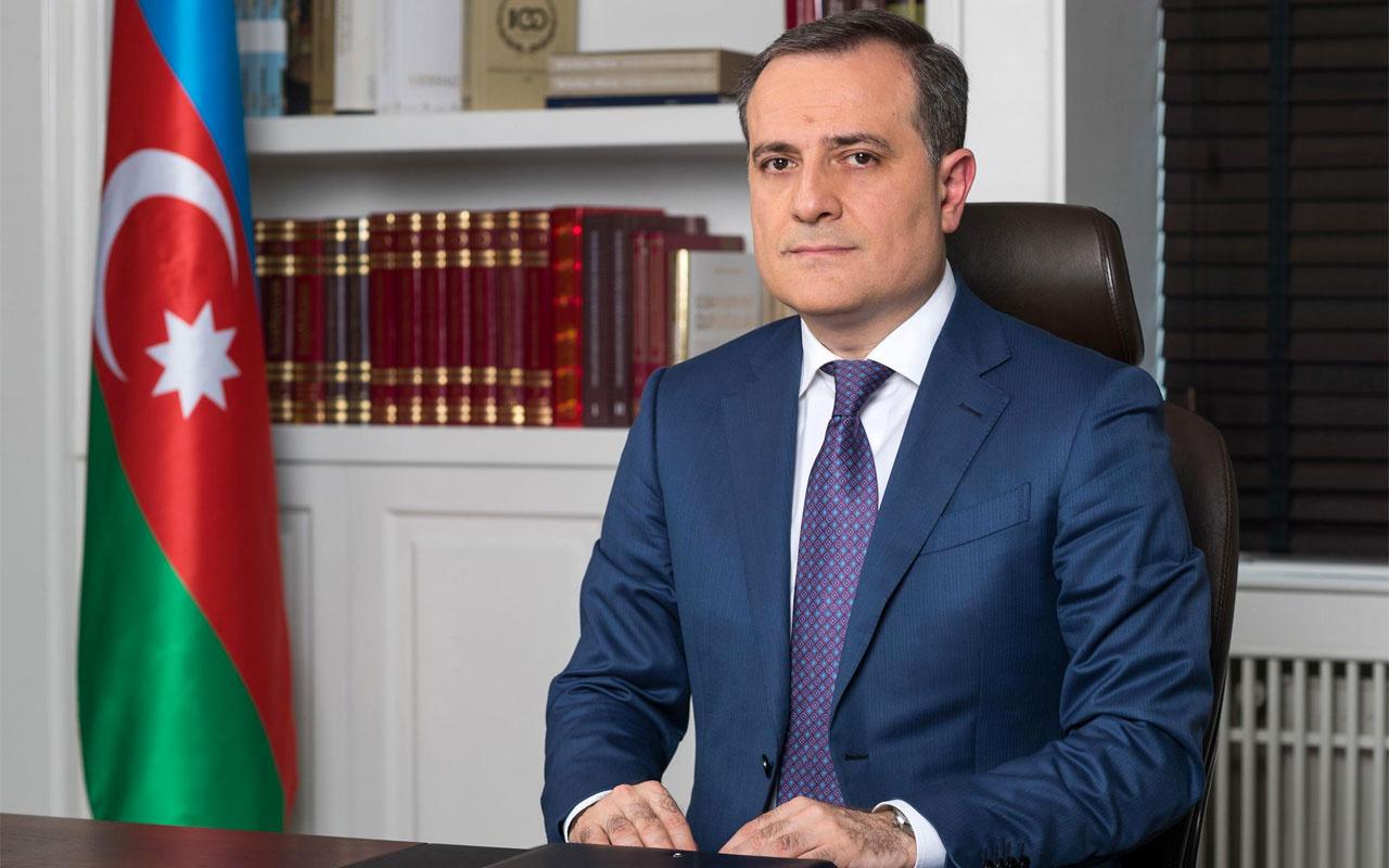 Twitter Azerbaycan Dışişleri Bakanı Bayramov'un hesabını yeniden aktifleştirdi