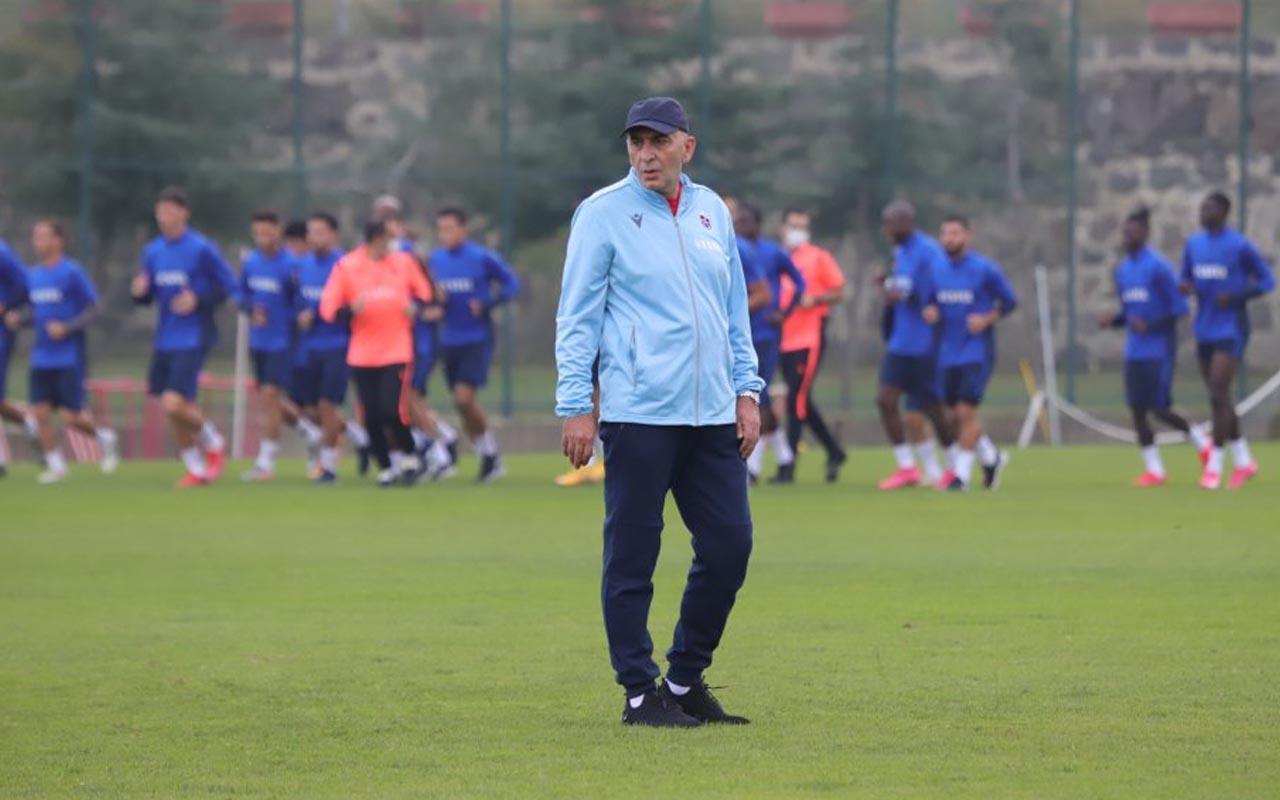 Trabzonspor'da A takım teknik sorumlusu İhsan Derelioğlu oldu