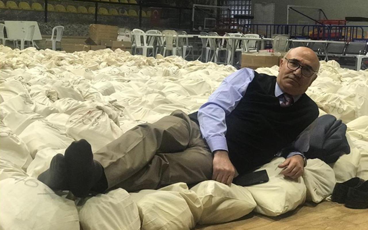 Mahmut Tanal, Trump ve Biden'a böyle sordu: Geleyim mi?