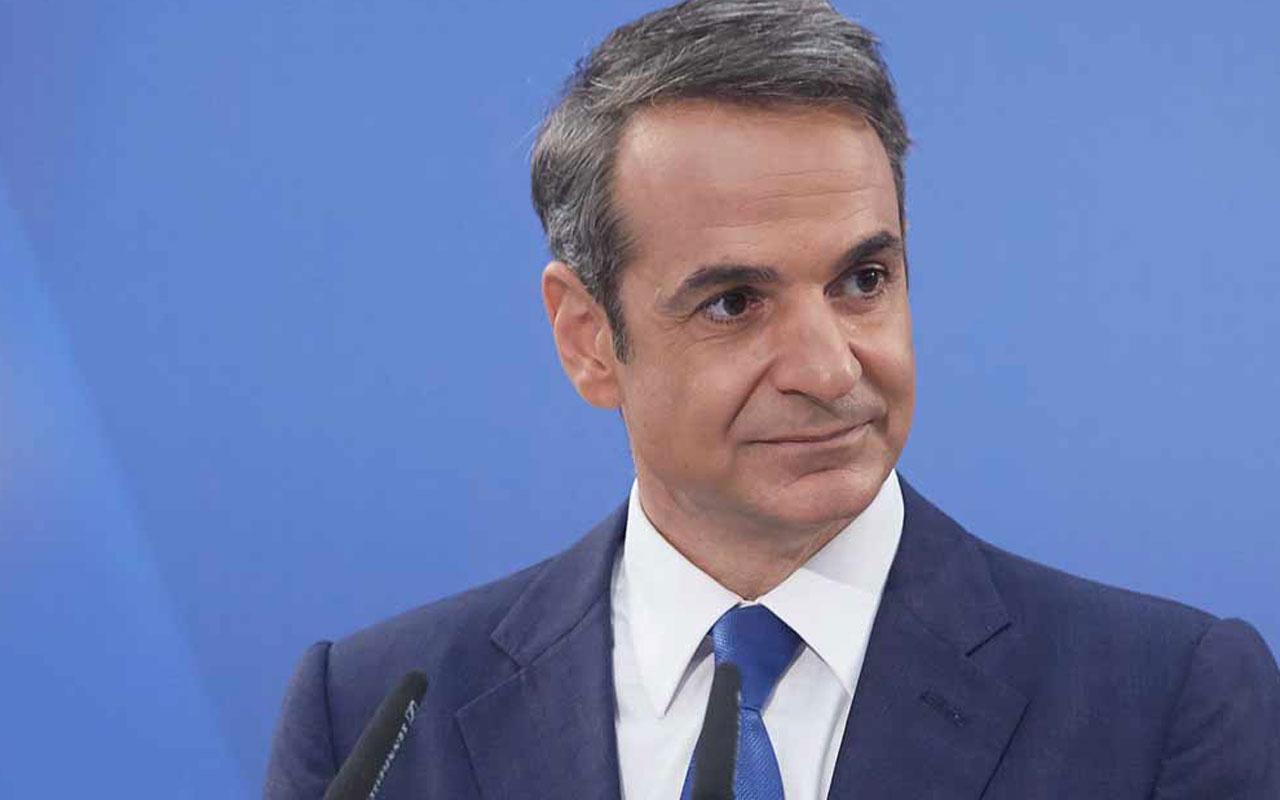 Yunanistan'da yeniden 3 haftalık karantinaya giriyor
