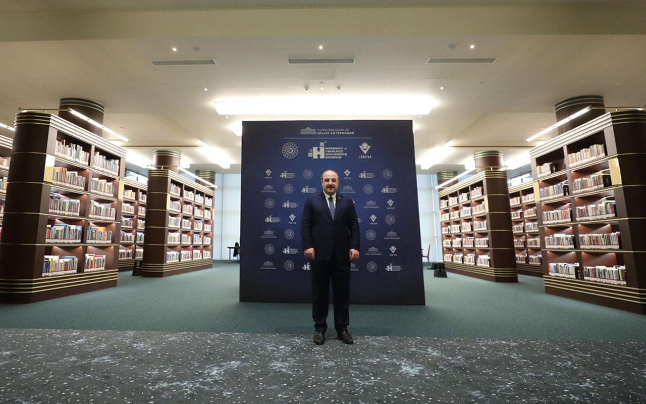 Bakan Mustafa Varank 'TÜBİTAK 2020 Bilim Ödülleri'nin sahiplerini açıkladı