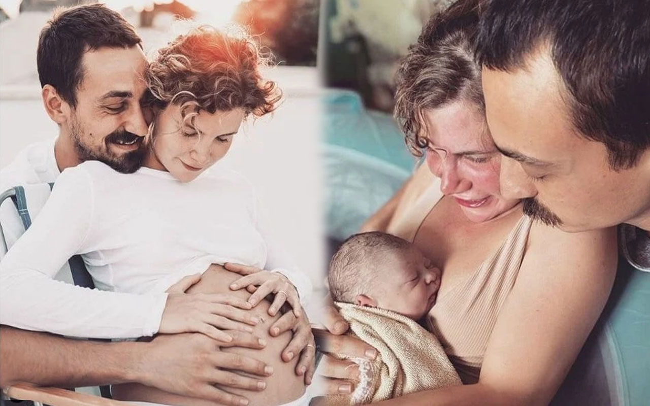 Sefirin Kızı'nın Kavruk Ömer'i Edip Tepeli kızının yüzünü ilk kez gösterdi