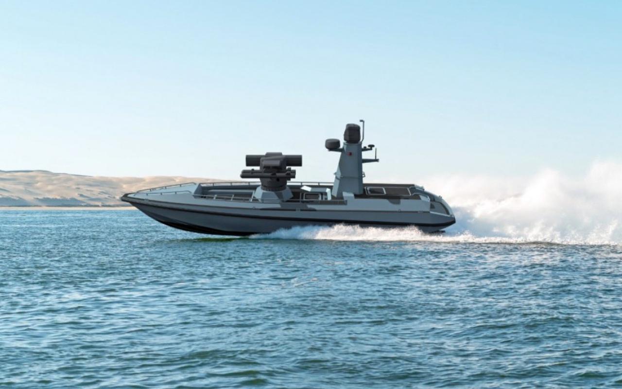 ULAQ: Türkiye'nin ilk silahlı insansız deniz aracı denize iniyor! Tarih belli oldu