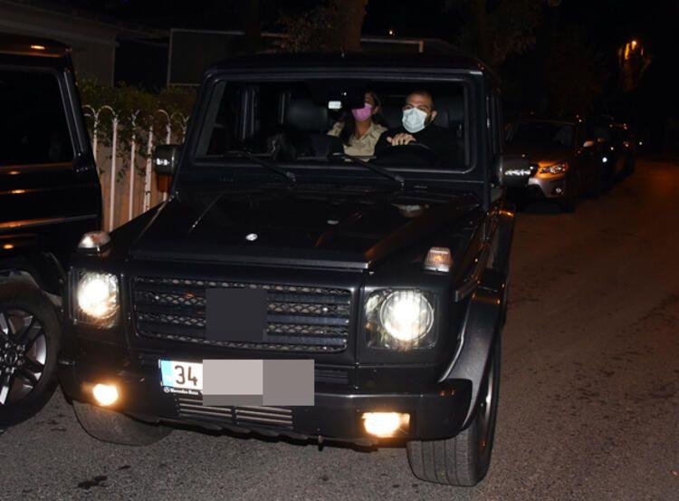 Sibel Can'ın kızı Melisa Ural ünlü iş adamının oğluyla yakalandı! Panikleyip kaçtılar