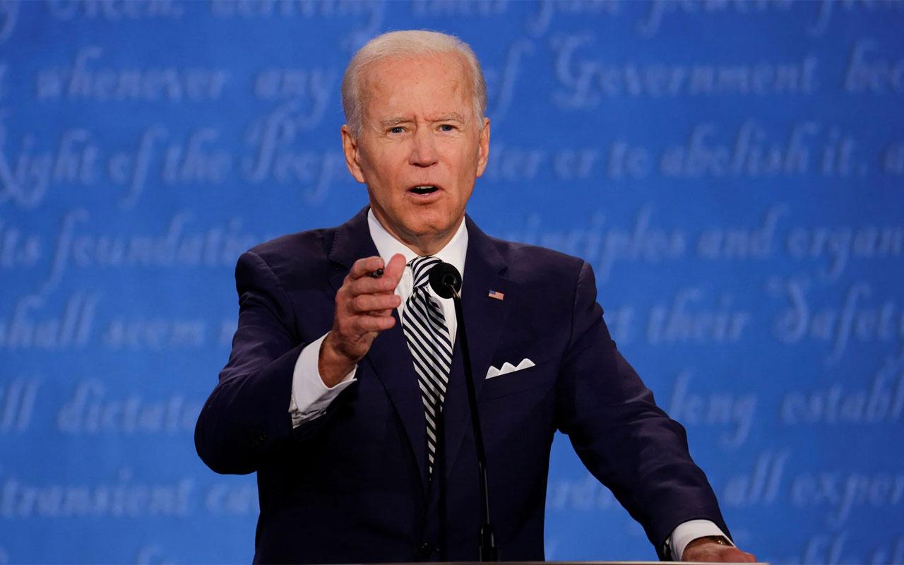 Joe Biden'den zafer ilanı! Tarihi zafer kazanacağız