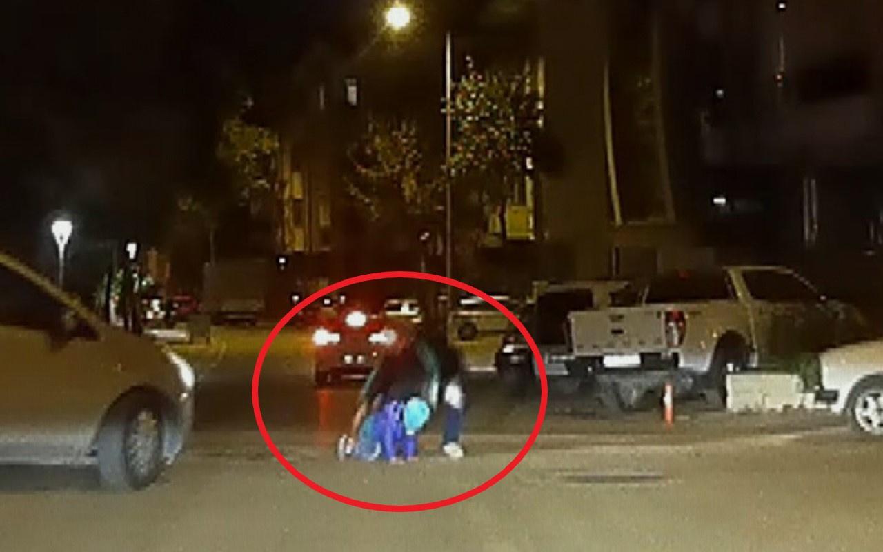 Isparta'da 3 yaşındaki çocuk hareket halindeki otomobilden düştü