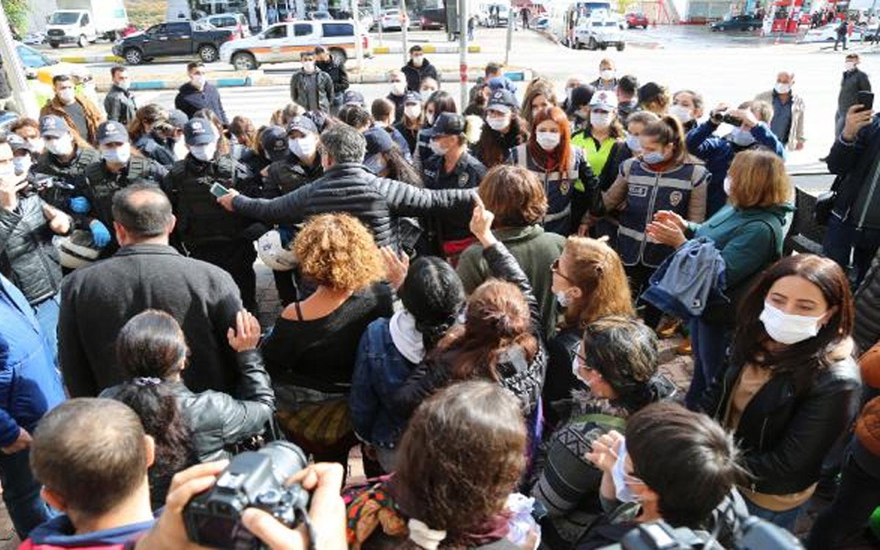 Eylem ve etkinlikler yasaklanmıştı! Tunceli'de izinsiz gösteriye polis müdahale etti