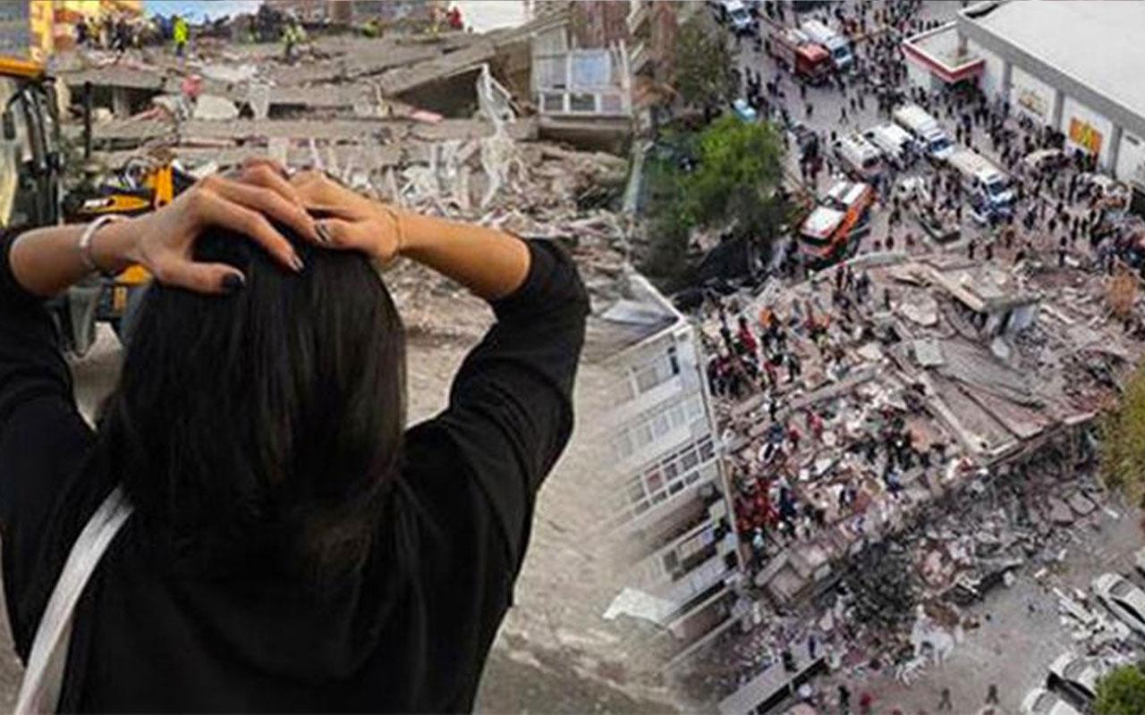 CHP, İzmir depremi raporunu tamamladı! Acil çözüm için 11 maddelik öneri sundu
