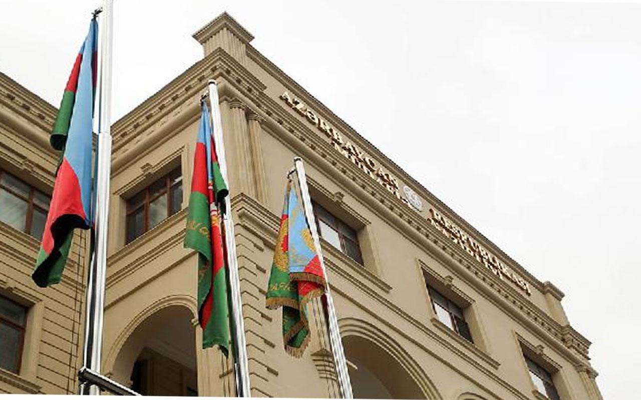 Azerbaycan Savunma Bakanlığı: Ermenistan, Berd, Çemberek ve Vardenis'de ateş açtı