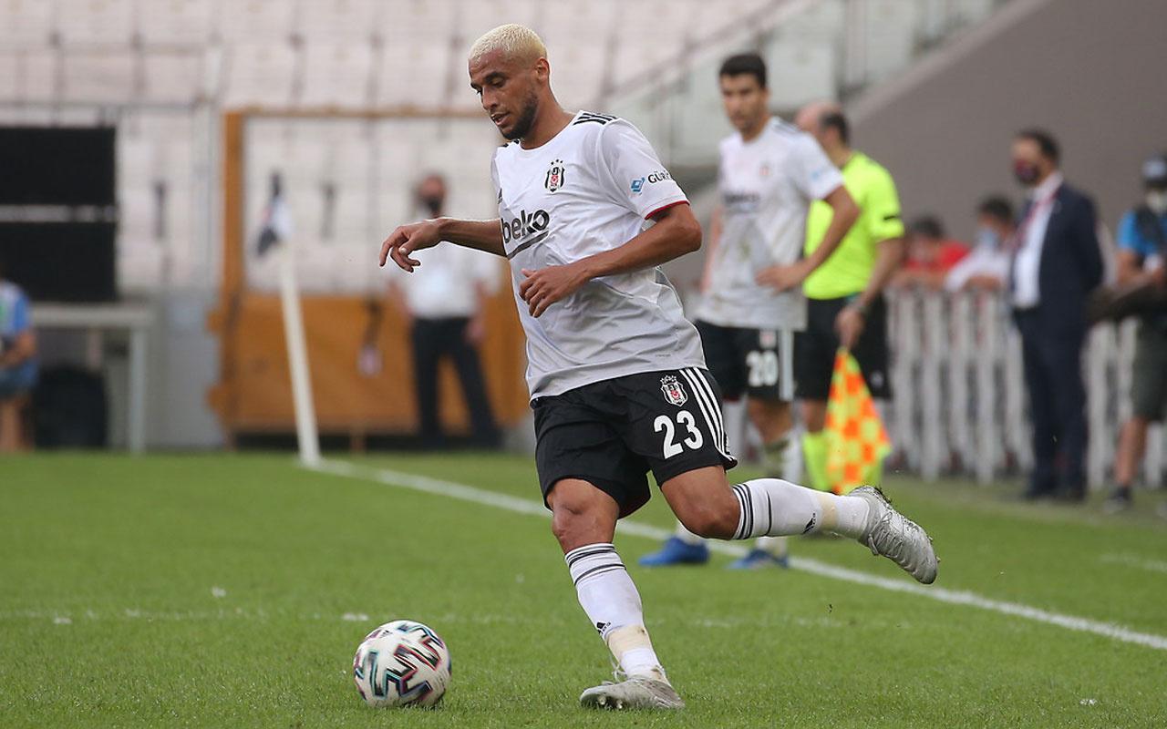 Beşiktaş'ta Welinton sakatlanarak oyundan çıktı