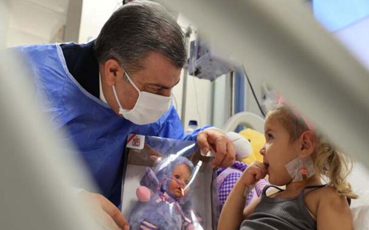İzmir'deki depremde 91 saat sonra kurtarılmıştı! Ayda'nın yoğun bakımdaki tedavisi sona erdi