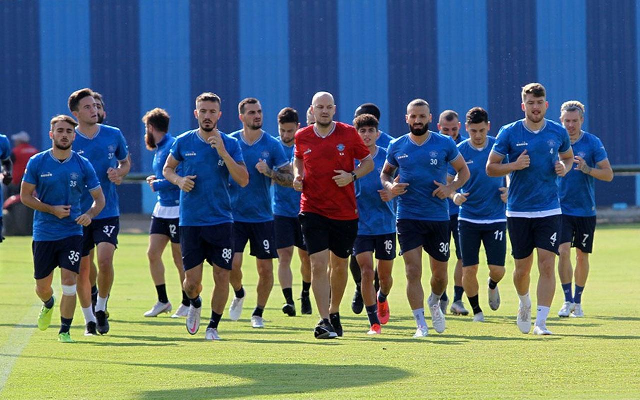 Adana Demirspor'da 29 koronavirüs vakası maç erteletti