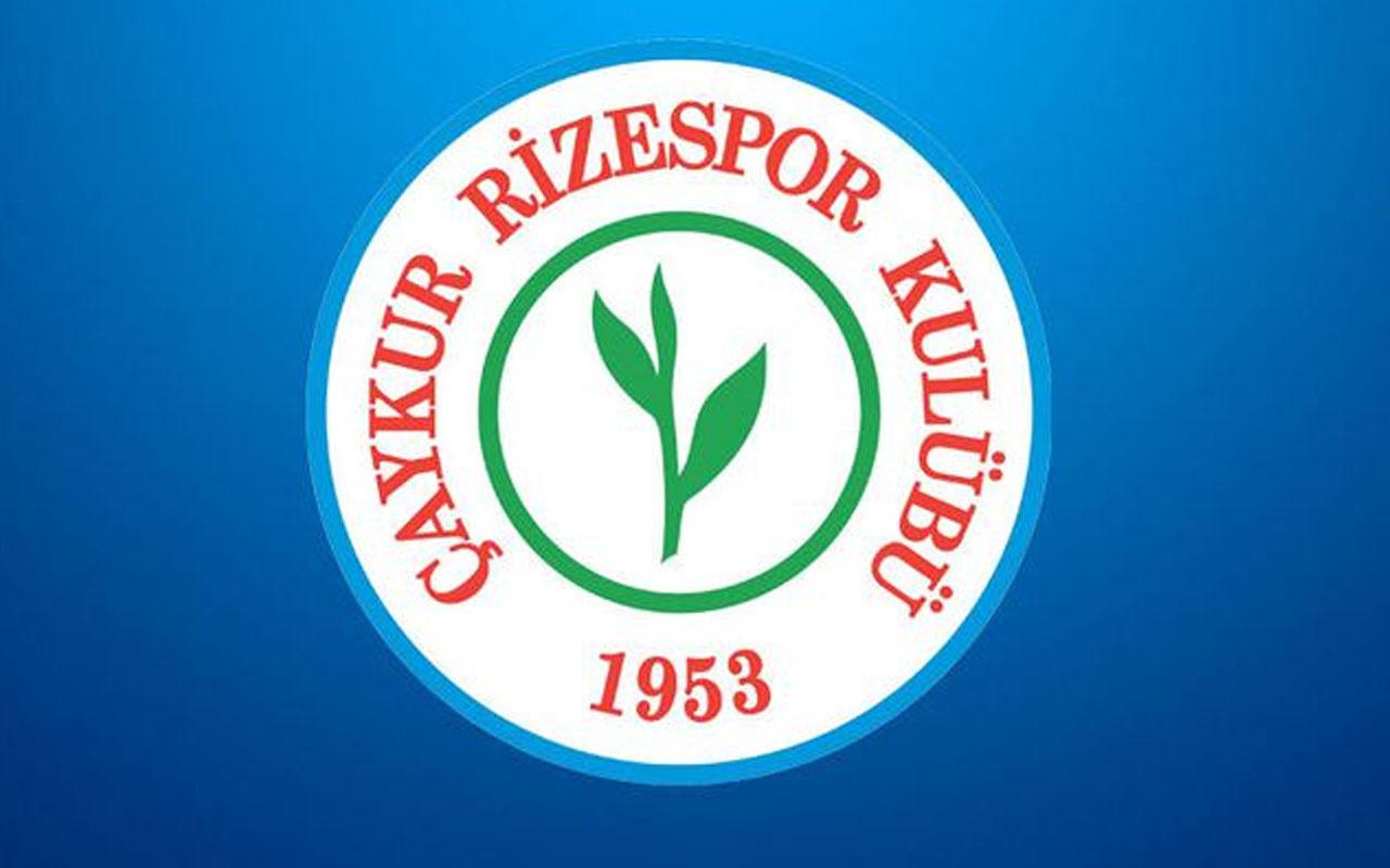 Çaykur Rizespor'da koronavirüs şoku! 3 futbolcu pozitif çıktı