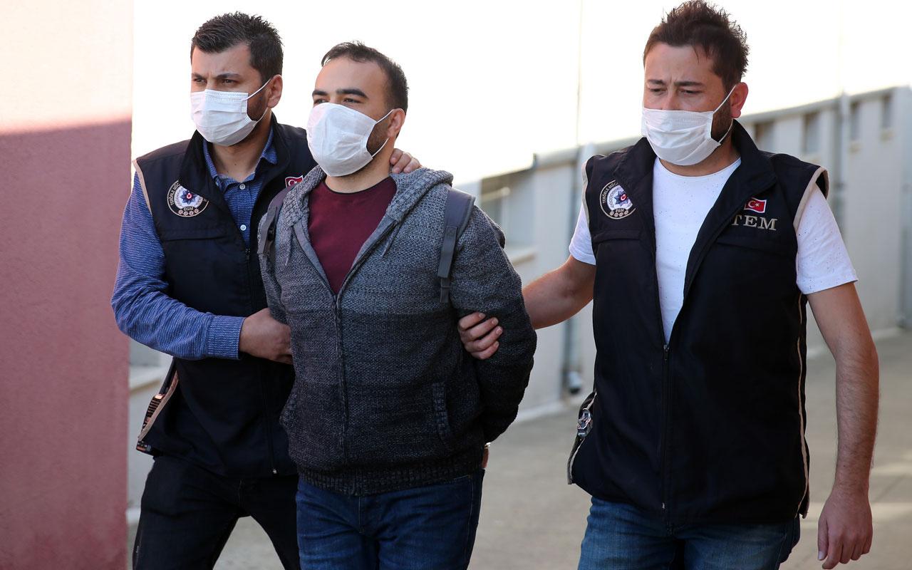 Terör örgütü elebaşı Duran Kalkan'ın telsiz ve medya işlerini yapan terörist Adana'da yakalandı