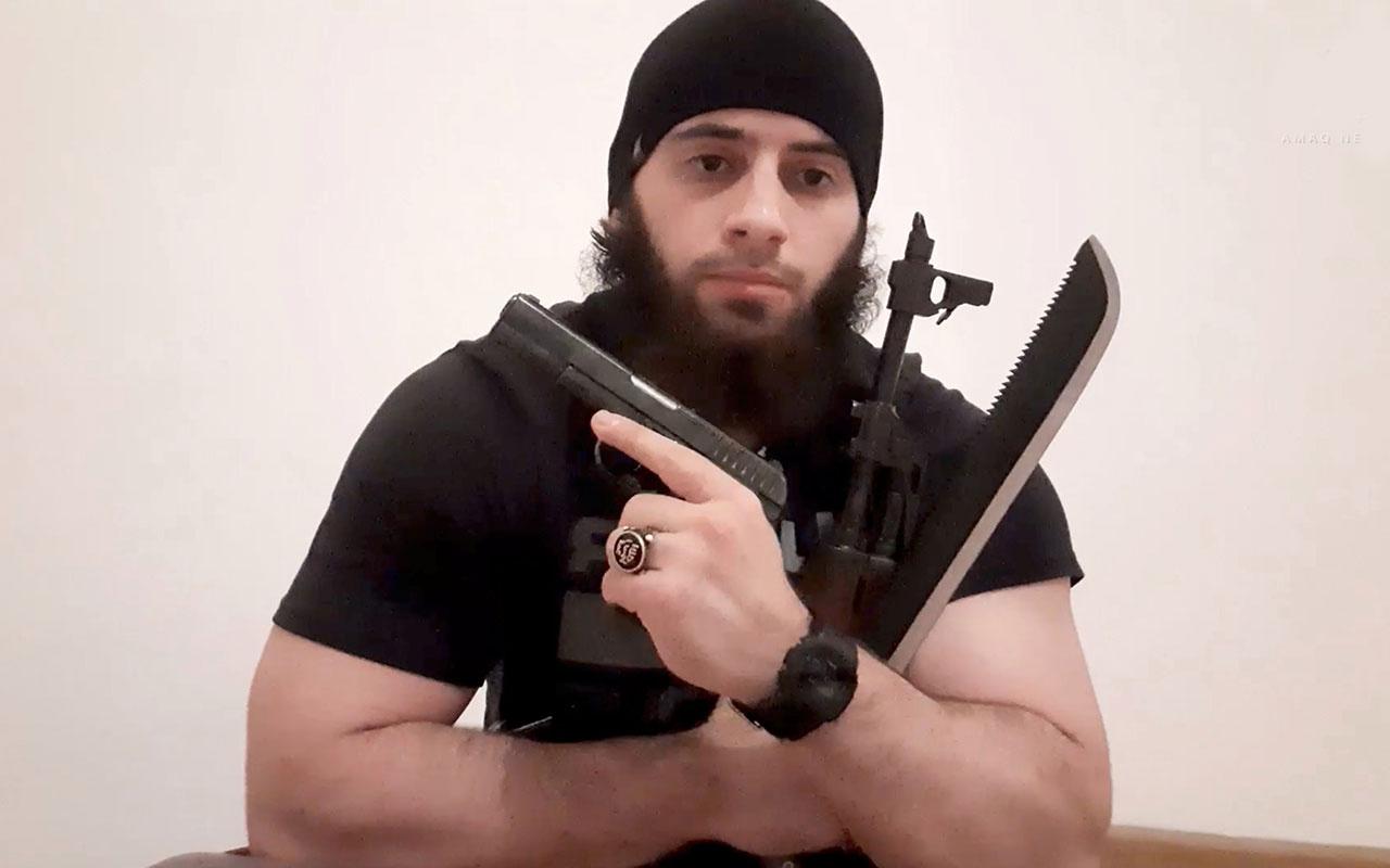 Göz göre göre katliam yapmış! Viyana saldırganını Türkiye yakalayıp teslim etmiş