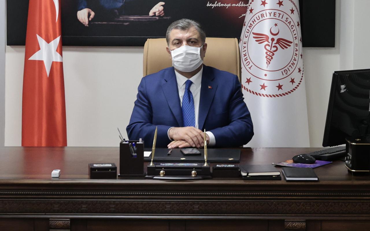 Türkiye'deki koronavirüs vaka ve ölü sayısında son durum (8 Kasım Pazar)