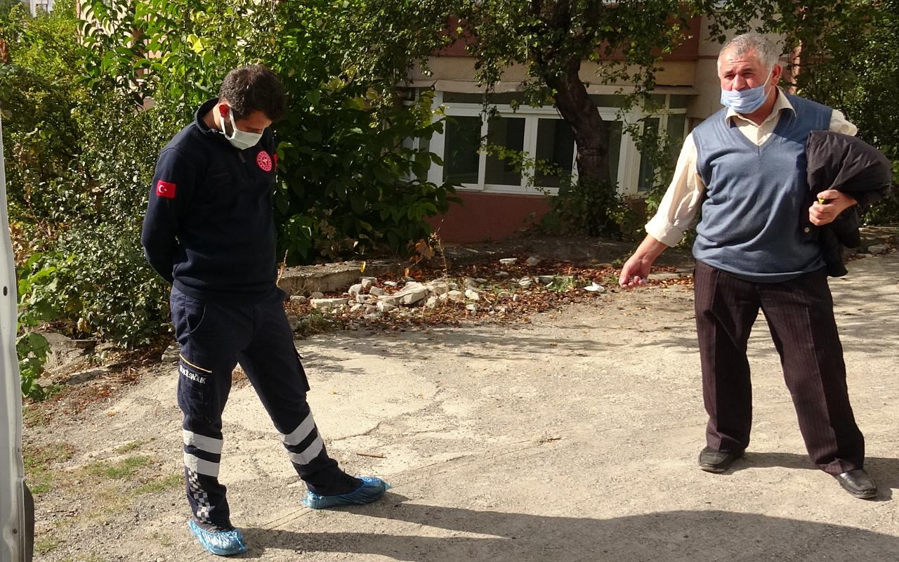 Karabük'te karantinanın ikinci gününde bakın nerede yakalandı