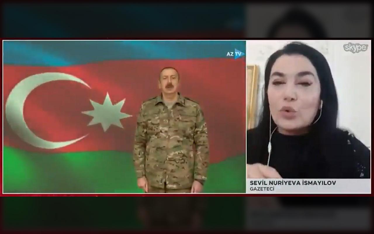 Şuşa müjdesinin ardından TRT Haber'de duygusal anlar