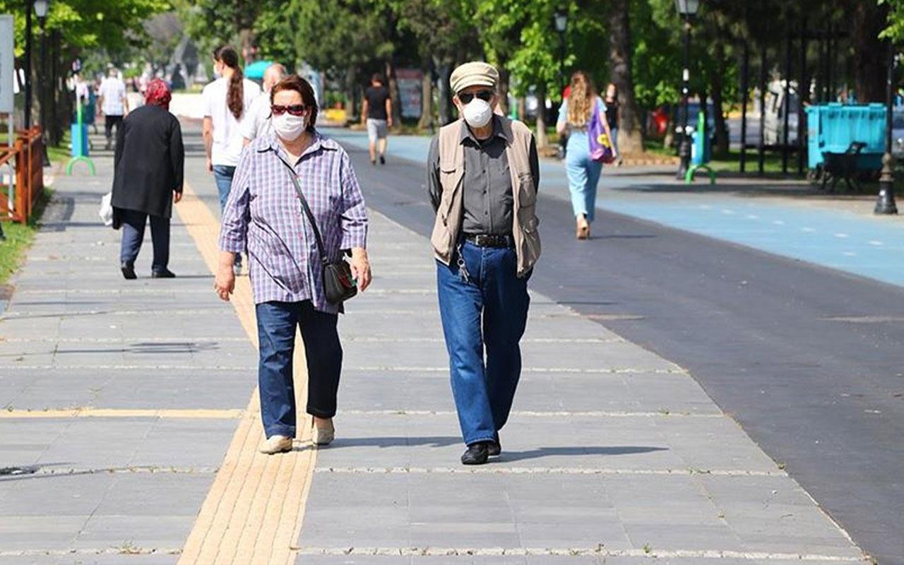 Erzurum'da yeni koronavirüs tedbiri! 65 yaş ve üzeri ile 20 yaş altı için sokağa çıkma yasağı genişledi