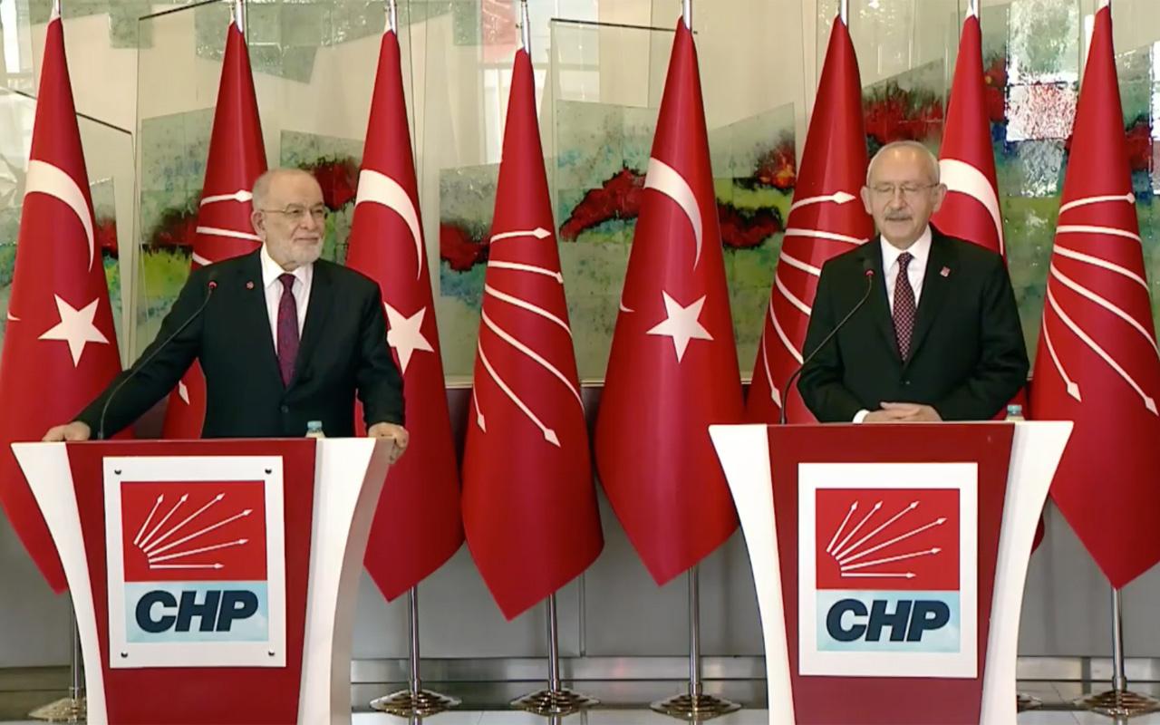Temel Karamollaoğlu Kemal Kılıçdaroğlu'nu ziyaret etti! Berat Albayrak açıklamaları