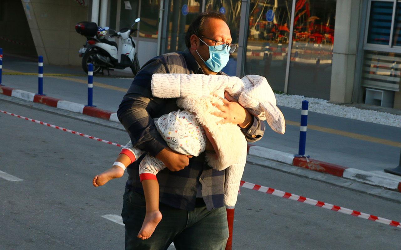 Ayda'nın hastaneden taburcu edilişi olay oldu! Ayda'nın babasından tepkilere cevap: Pes