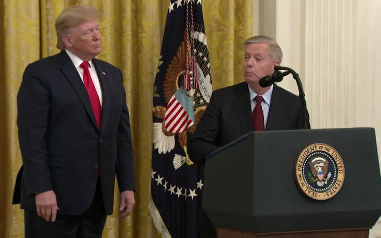 Cumhuriyetçi Senatör Graham: Trump yenilgiyi kabul ederse bir daha Cumhuriyetçi bir başkan seçilemez