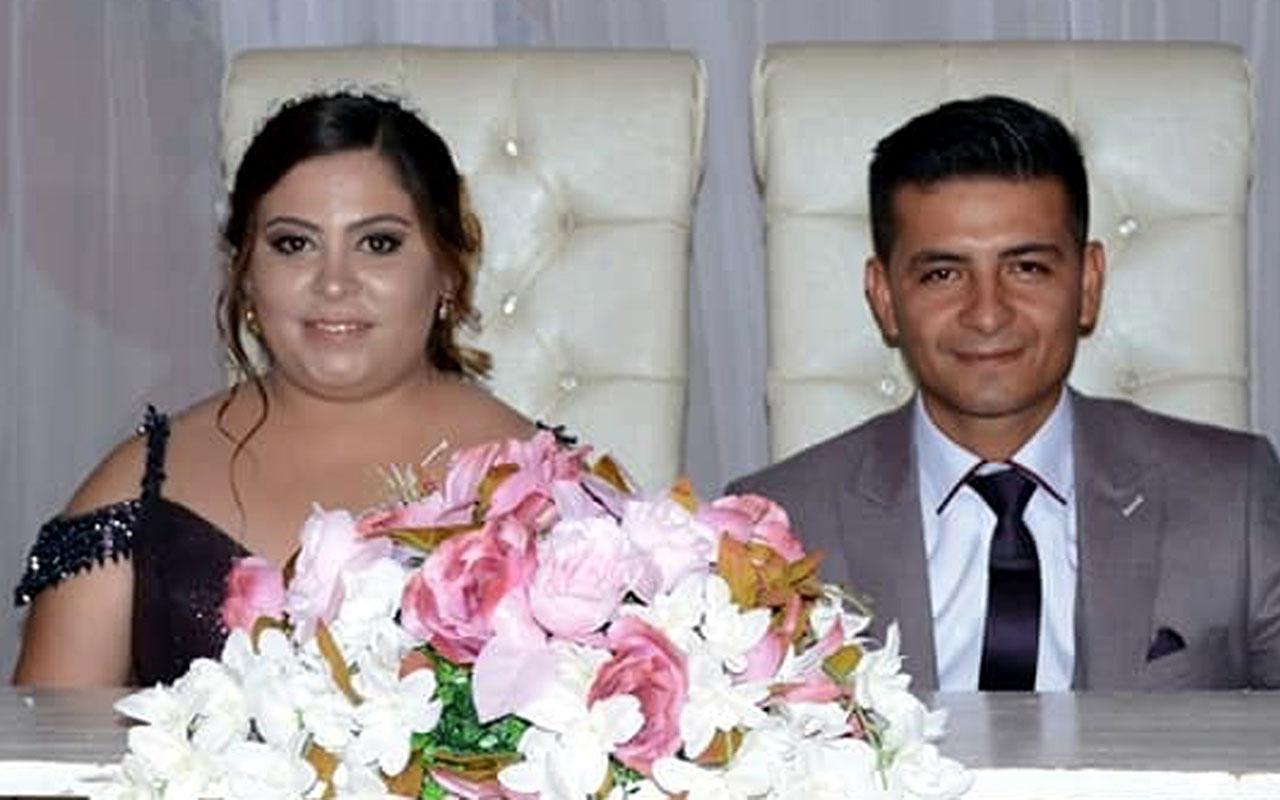 Antalya'da bir yıllık evli çifti kaza ayırdı: Genç kadın öldü, eşi yaralı