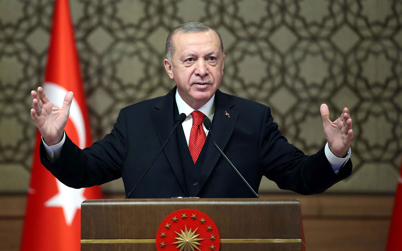 Cumhurbaşkanı Erdoğan konuştu! Ama Berat Albayrak'ın istifası için bir şey söylemedi