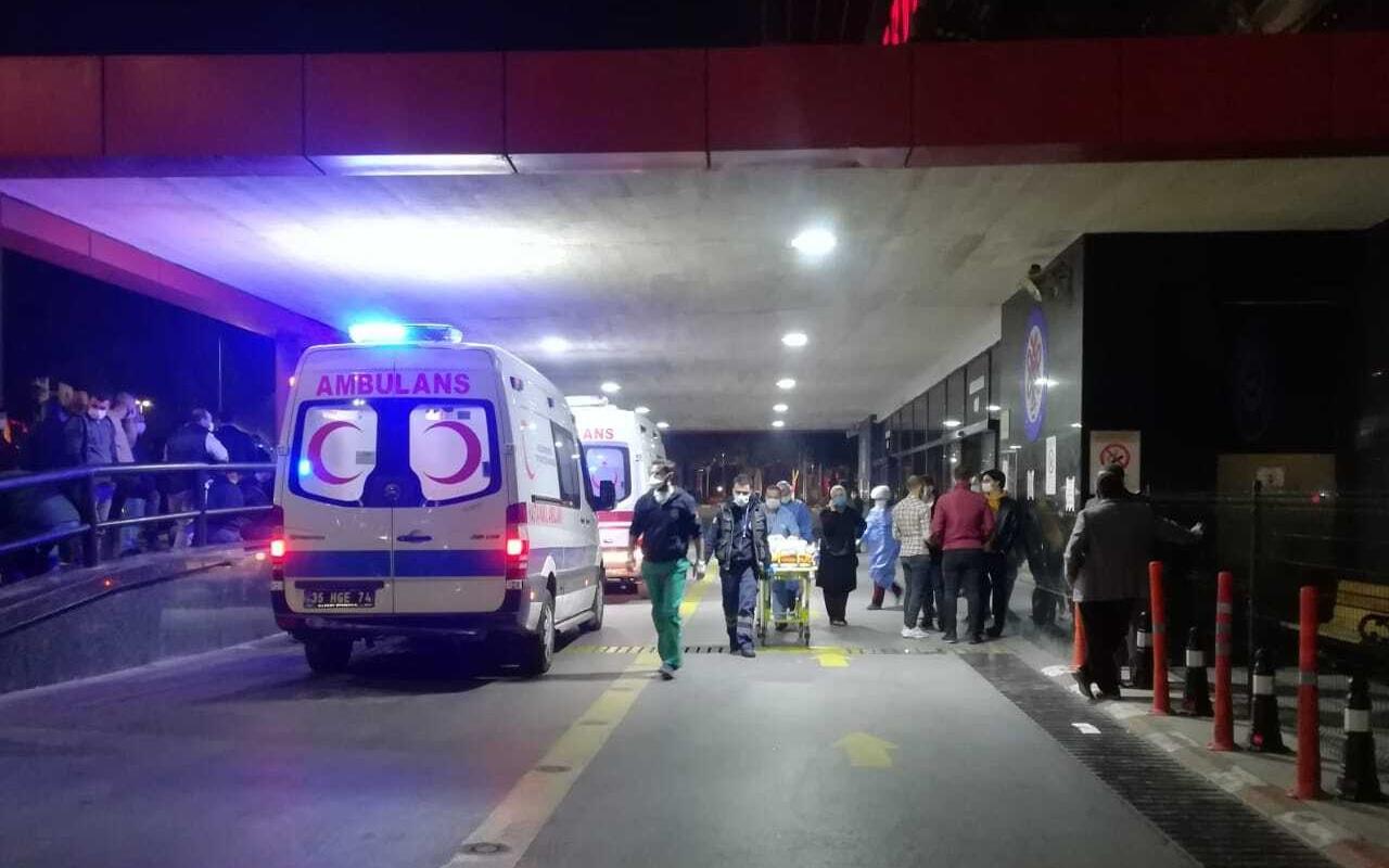 İzmir'de kazalar peş peşe geldi! Ölüler var