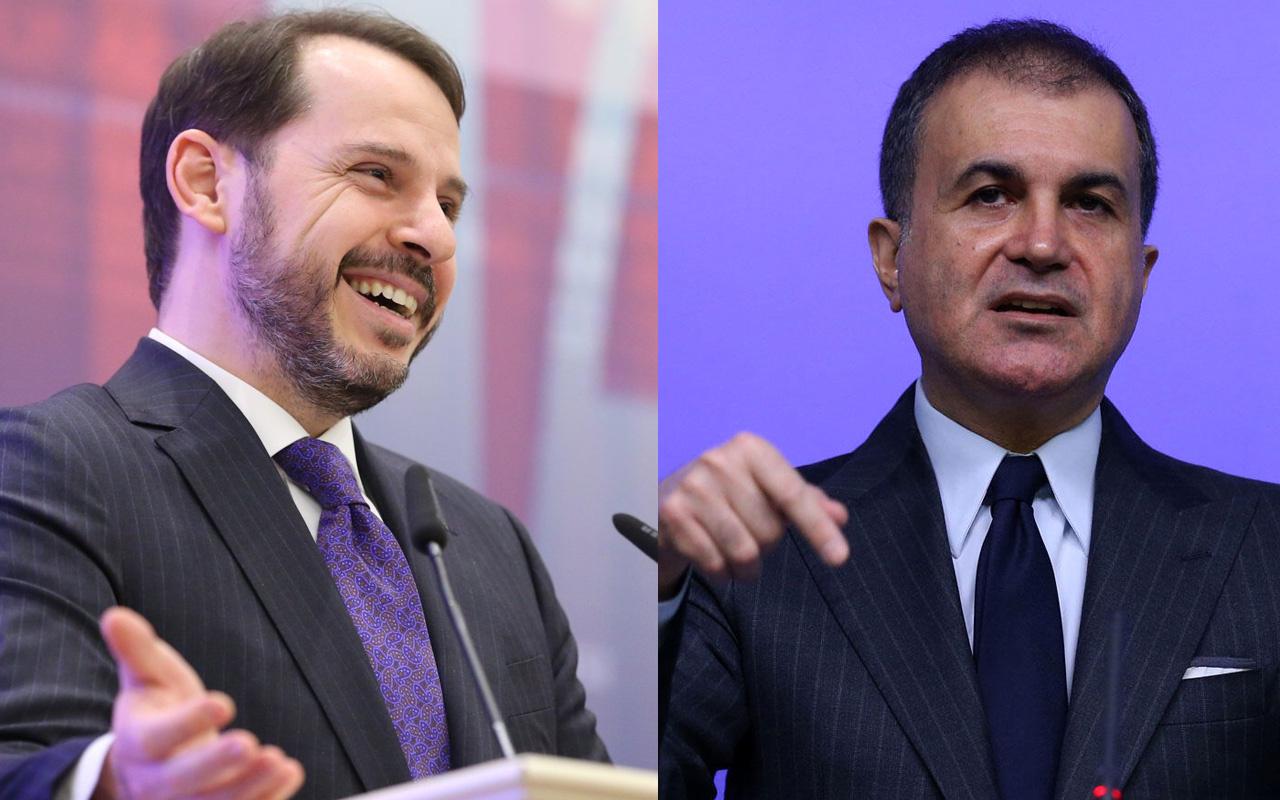 Berat Albayrak'ın istifası kabul edildi mi? Ömer Çelik'ten bomba açıklama