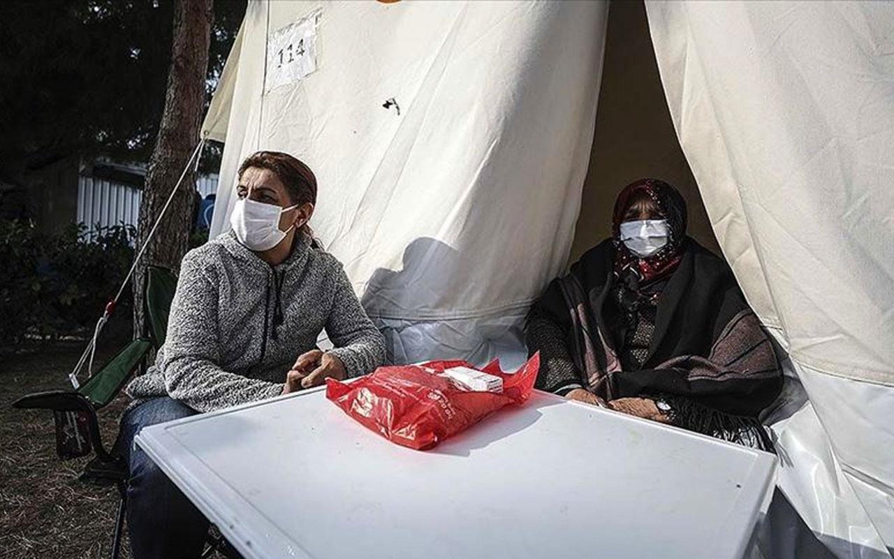 Erzincan'dan sonra İzmir depreminden de kurtuldular