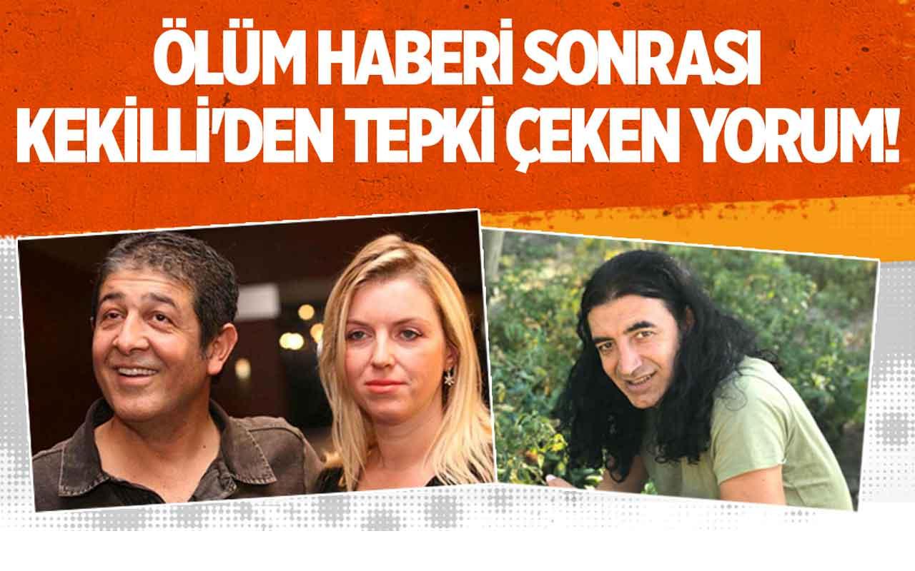 Murat Kekilli'den Sema Bekmez'in ölümünün ardından imalı paylaşım!